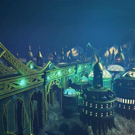 photo of Atlantis